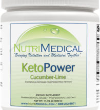 KetoPower Cucumber-Lime