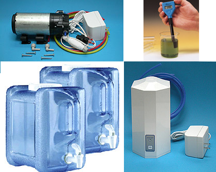 Pure Water Systems Accessories